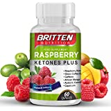 ULTRA Strong Raspberry Ketone   Highest Rated 5 STAR!   FREE DIET PLAN EBOOK WITH EVERY ORDER   For Men & Women   Easy To Swallow Capsules   100% MONEY BACK GUARANTEE   1 MONTH SUPPLY