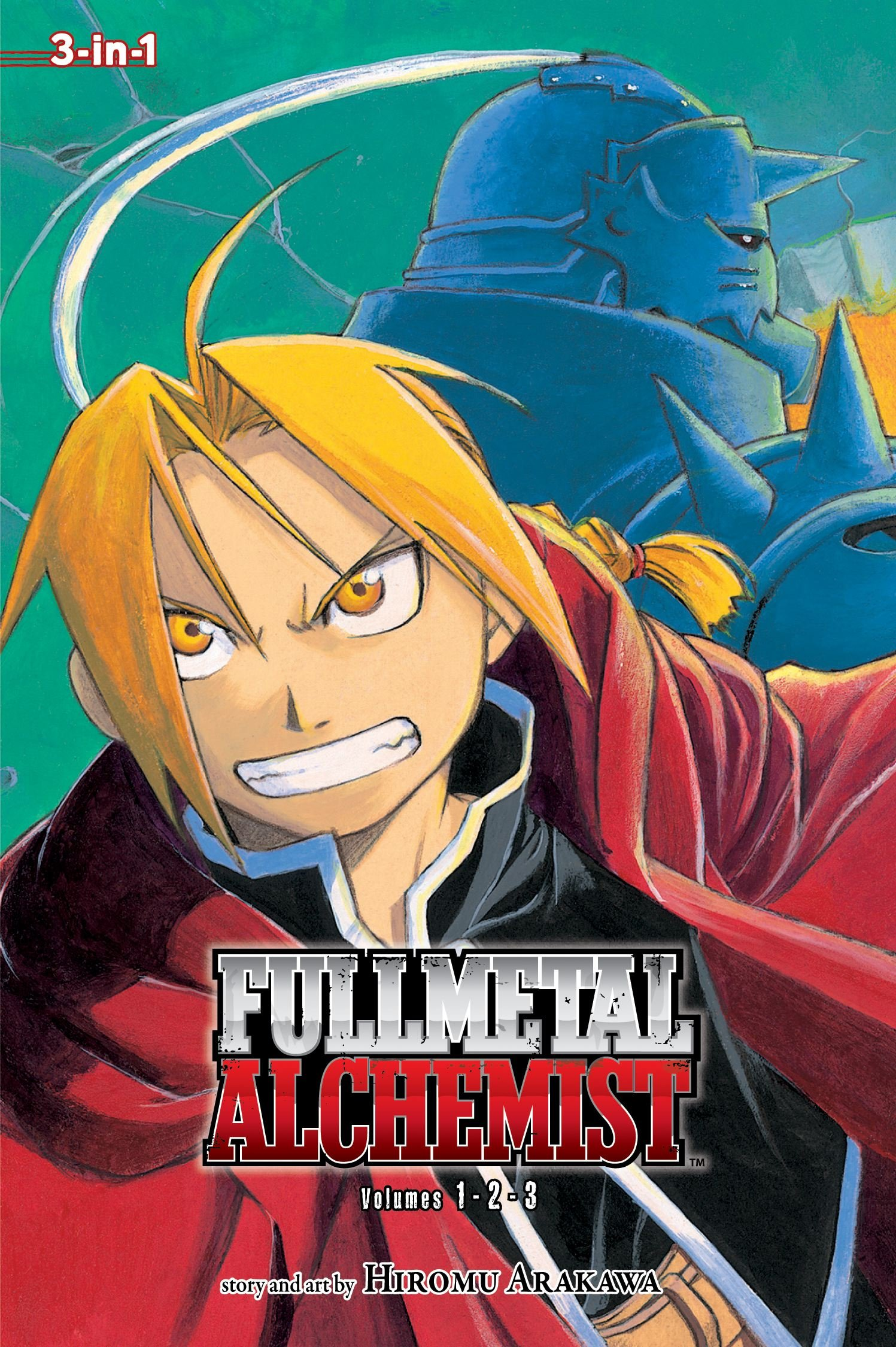 1 manga comics Japanese original version Fullmetal Alchemist