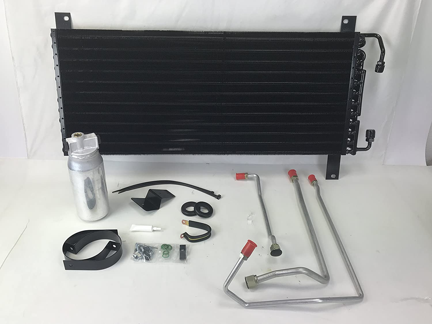 1967-1972 Chevy Truck Factory Assy w//drier 3pc tube set Condenser Kit