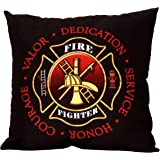 Spoontiques Firefighter Pillow