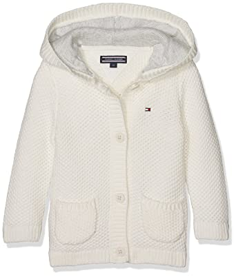 Tommy Hilfiger Unisex Strickjacke Global Stripe Baby Boy Cardigan