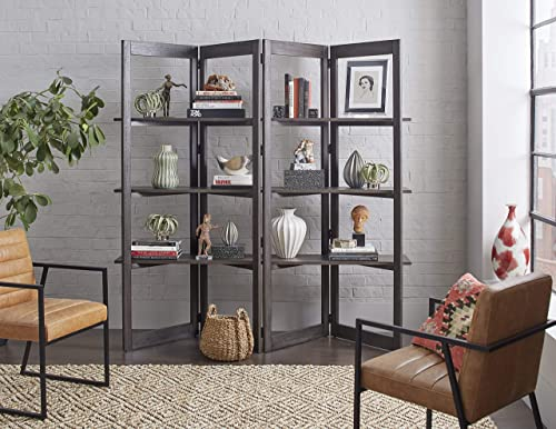 Martin Furniture Woodford Solid Wood Bookcase