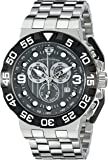Swiss Legend Men's 10125-104 Challenger Analog Display Swiss Quartz Silver Watch