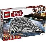 LEGO Star Wars First Order Star Destroyer 75190 Building Kit (1416 Piece)