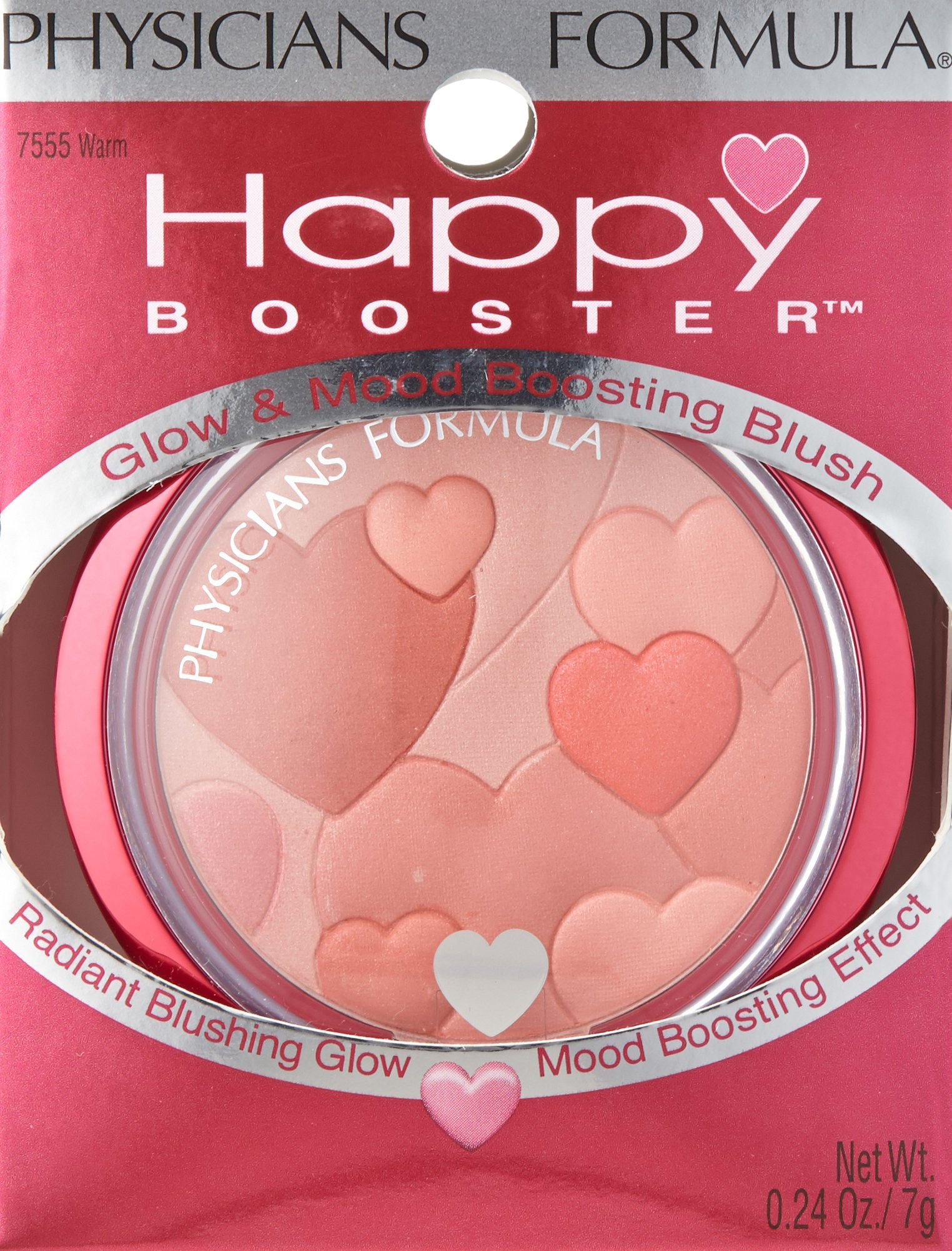 Physicians Formula Happy Booster Glow & Mood Boosting Blush, Warm, 0.24 Ounce by Physicians Formula (Image #4)