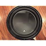 """JL Audio 10W3v3-2 10"""" Single 2 ohm W3v3 Series Subwoofer 10W3v3"""