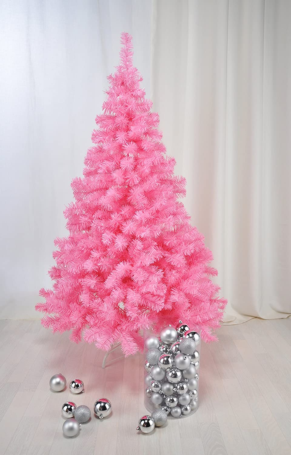 pinker weihnachtsbaum my blog. Black Bedroom Furniture Sets. Home Design Ideas