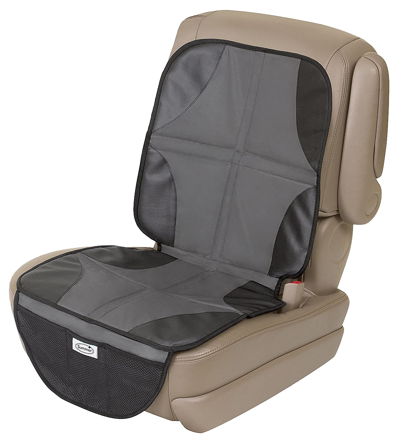 Summer Infant 77724 DuoMat 2 in 1 Car Seat Protector 77724A