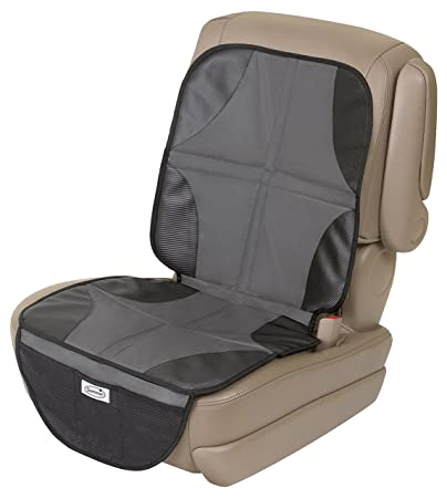 Amazon.com: Summer Infant Duo Mat 2 In 1 Car Seat Protector - Black