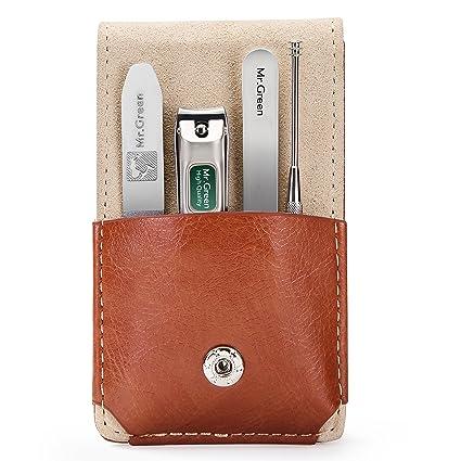 Set de manicura con funda de viaje portátil, set de regalo y ...