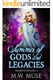 Summer of Gods and Legacies: Goddess Legacy and Goddess Secret (Goddess Bundle Book 1)