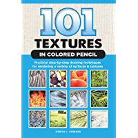 101 Textures in Colored Pencil