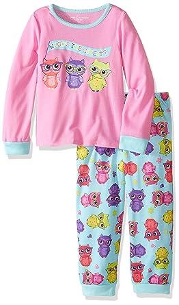 da2872acfb82 Amazon.com  Komar Kids Girls  Owl 2pc Set  Clothing