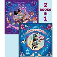 Mulan's Perfect Present/Jasmine's New Friends (Disney Princess) (Pictureback(r))