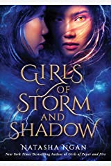 Girls of Storm and Shadow (Girls of Paper and Fire Book 2) Kindle Edition
