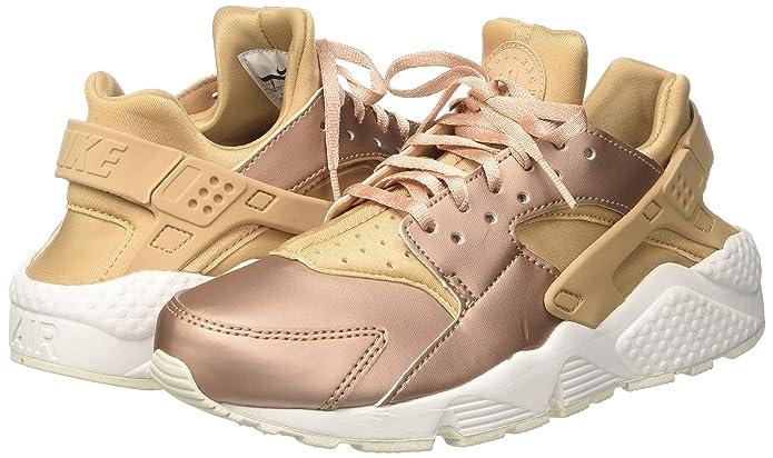 super popular cdfe1 e179d Amazon.com   Nike Air Huarache Run Pemium TXT Womens Shoes Elm Metallic Red  Bronze aa0523-200 (8.5 B(M) US)   Athletic