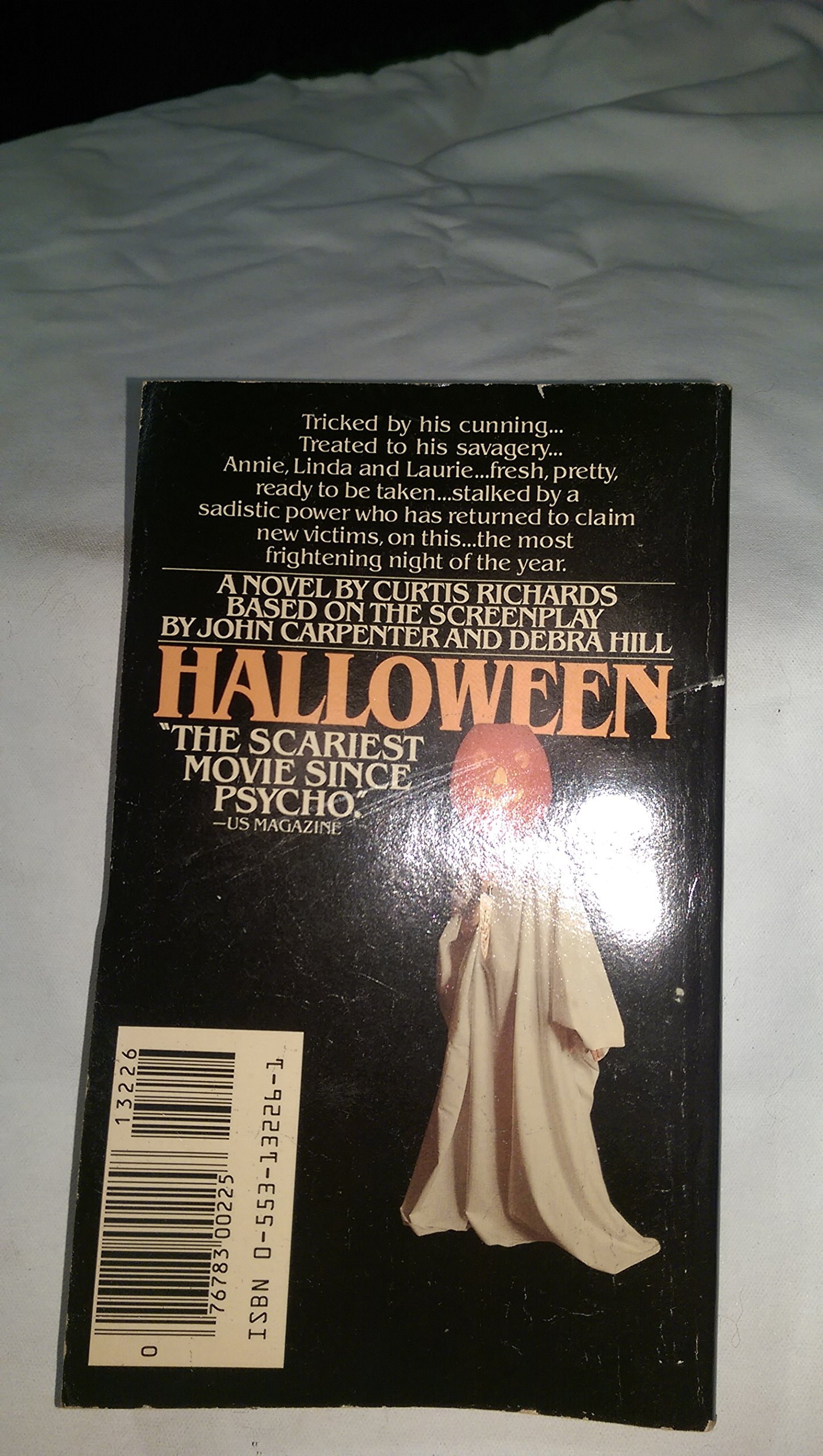 By curtis richards halloween 5th printing paperback amazon com books
