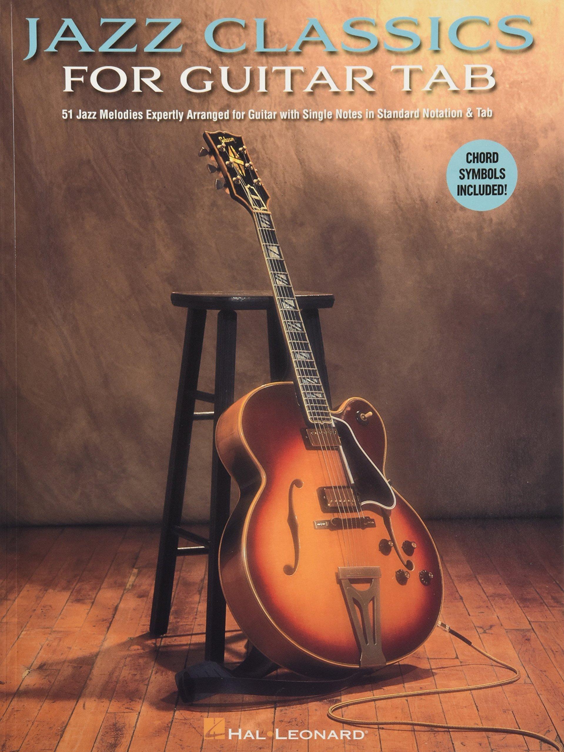 Amazon Jazz Classics For Guitar Tab 9781480394445 Hal