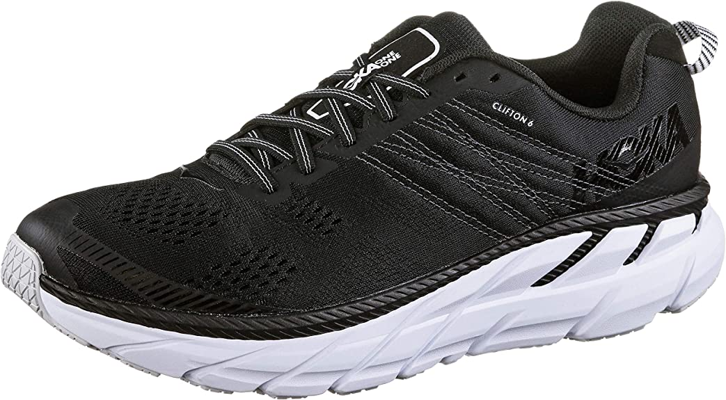 9. HOKA ONE ONE CLIFTON 6 Running Shoes