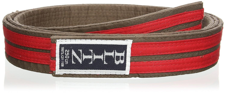 Blitz Double Stripe Colour Belt