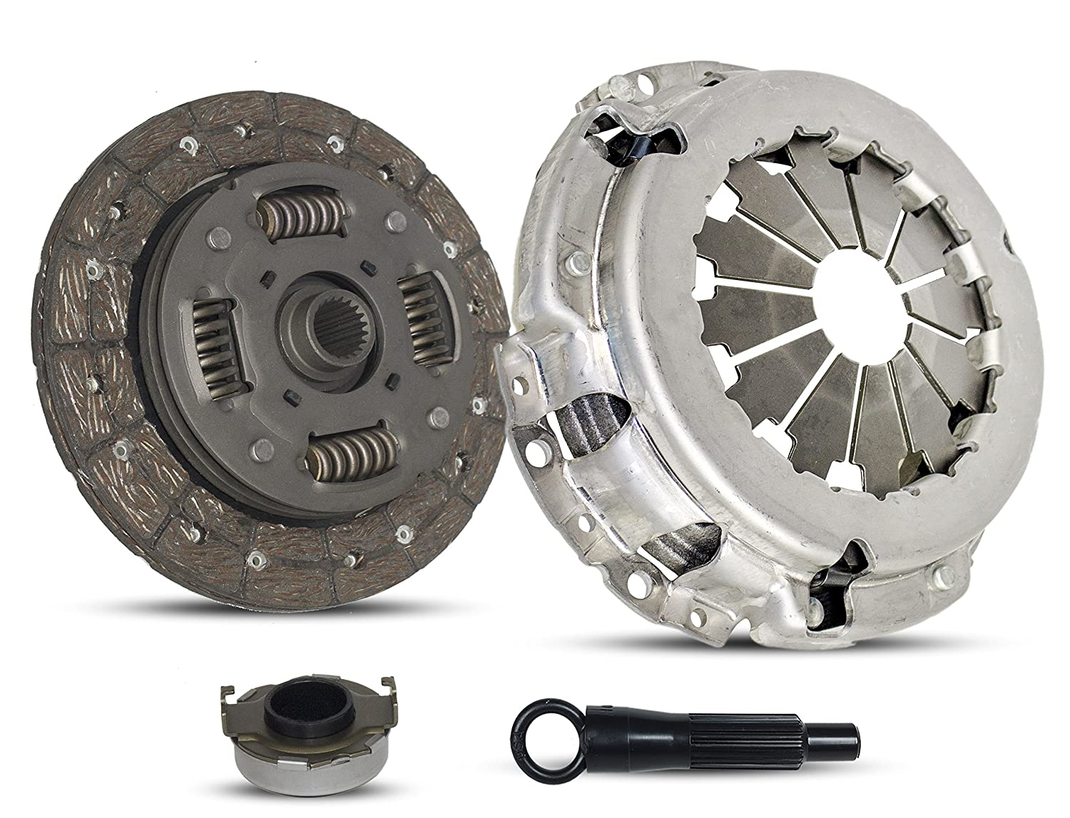 Clutch Kit Fits Honda Base Dx Ex Lx Dx-A Sport Hatchback 4-Door 2009-2014 1.5L L4 GAS SOHC Naturally Aspirated