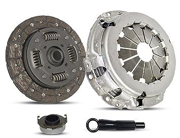Sudeste embrague 08 - 049 - Kit de embrague para Honda Fit Base Sport Hatch 1.5L L4 SOHC: Amazon.es: Coche y moto