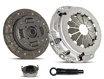 Amazon.com: Clutch Kit Works With Honda Fit Base Sport Hatchback 4-Door 2007-2008 1.5L 1497CC l4 GAS SOHC Naturally Aspirated: Automotive