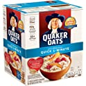 Quaker Oats Quick 1-Minute Oatmeal Breakfast Cereal