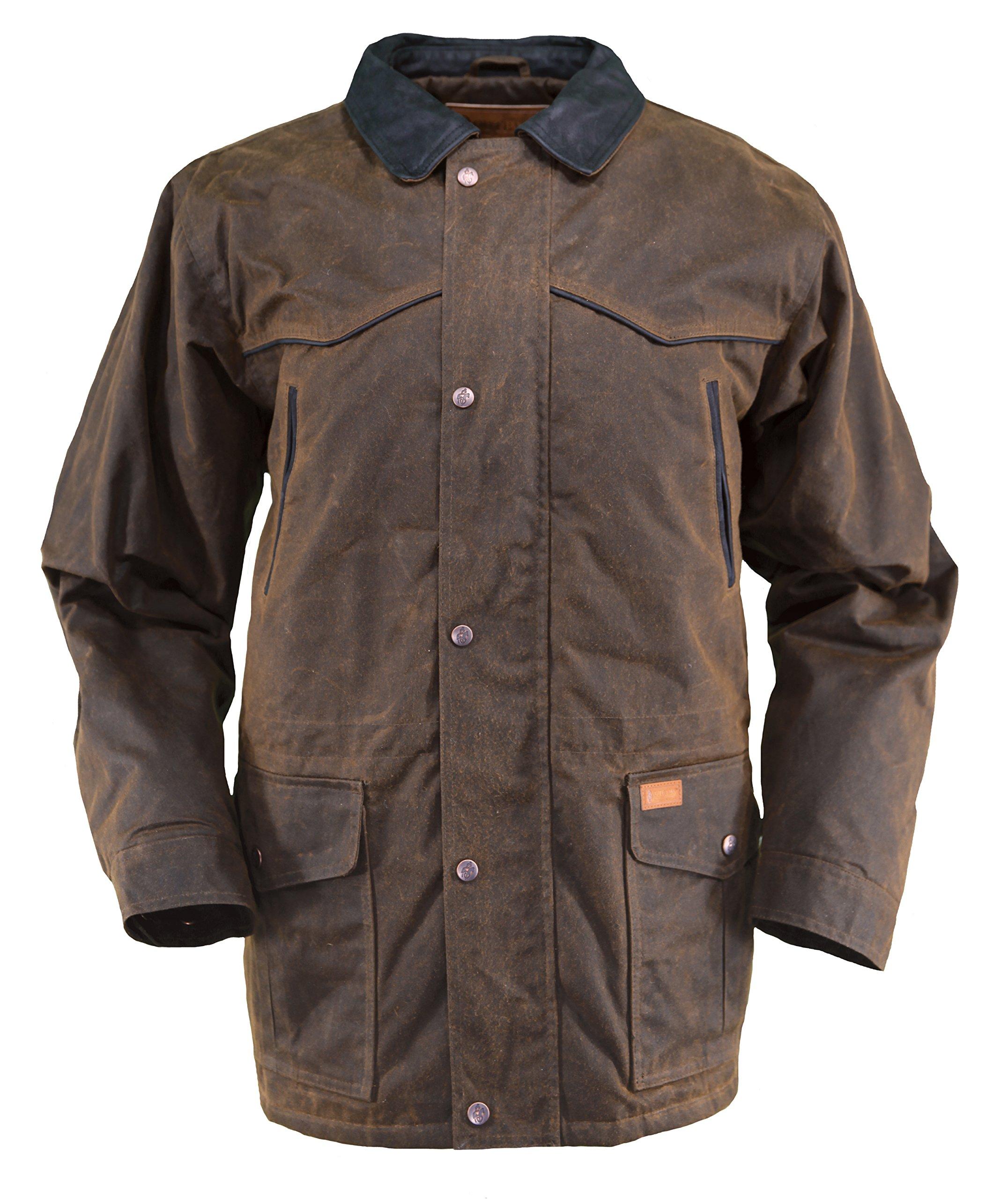 Outback Trading Men's Pathfinder Jacket
