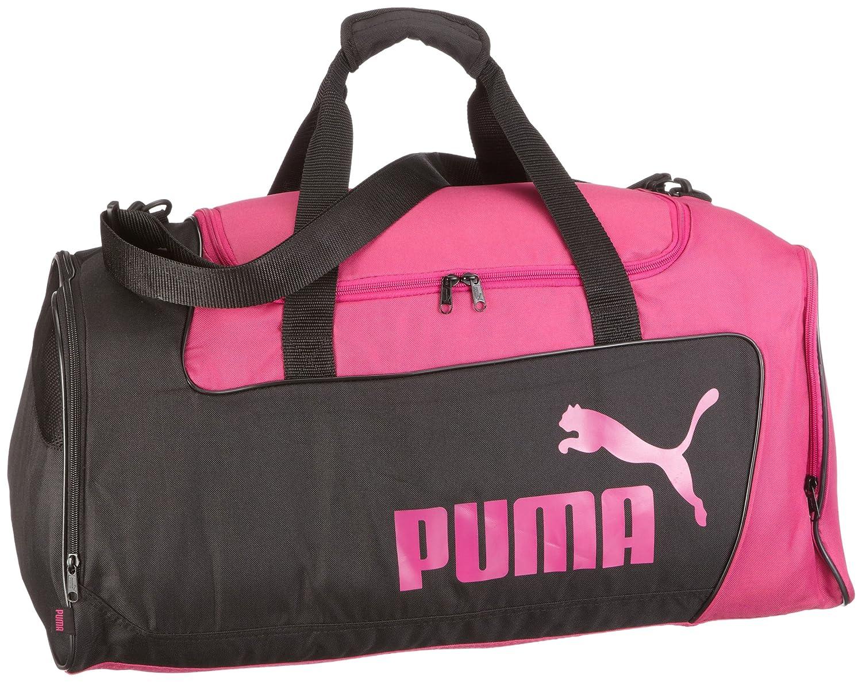 1ad56e7944 Puma Sac de sport Fundamentals 64 x 32 x 30 cm M festival fuchsia-black:  Amazon.fr: Sports et Loisirs