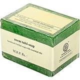Khadi Natural Neem Tulsi Soap, 125g (Pack of 2)