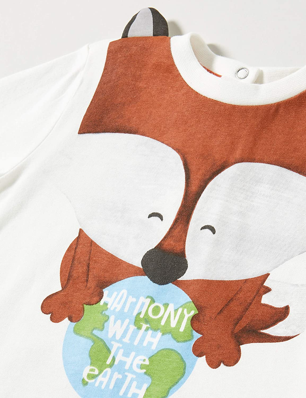 Chicco T-Shirt Manica Lunga Camiseta de Manga Larga para Beb/és