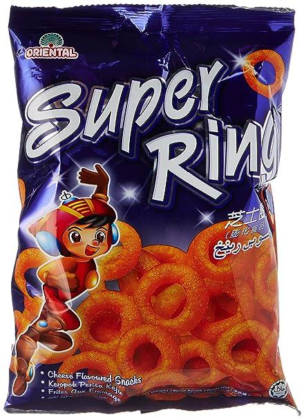 Oriental Super Rings, 60g