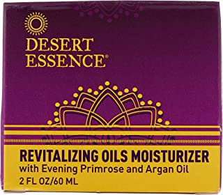 product image for Desert Essence Revitalizing Oils Moisturizer - 2 Fl Oz - For Daily Makeup - Omega-6 Fatty Acids - Argan, Avocado & Evening Primrose Oil - Fights Environmental Stressors - Cleanse