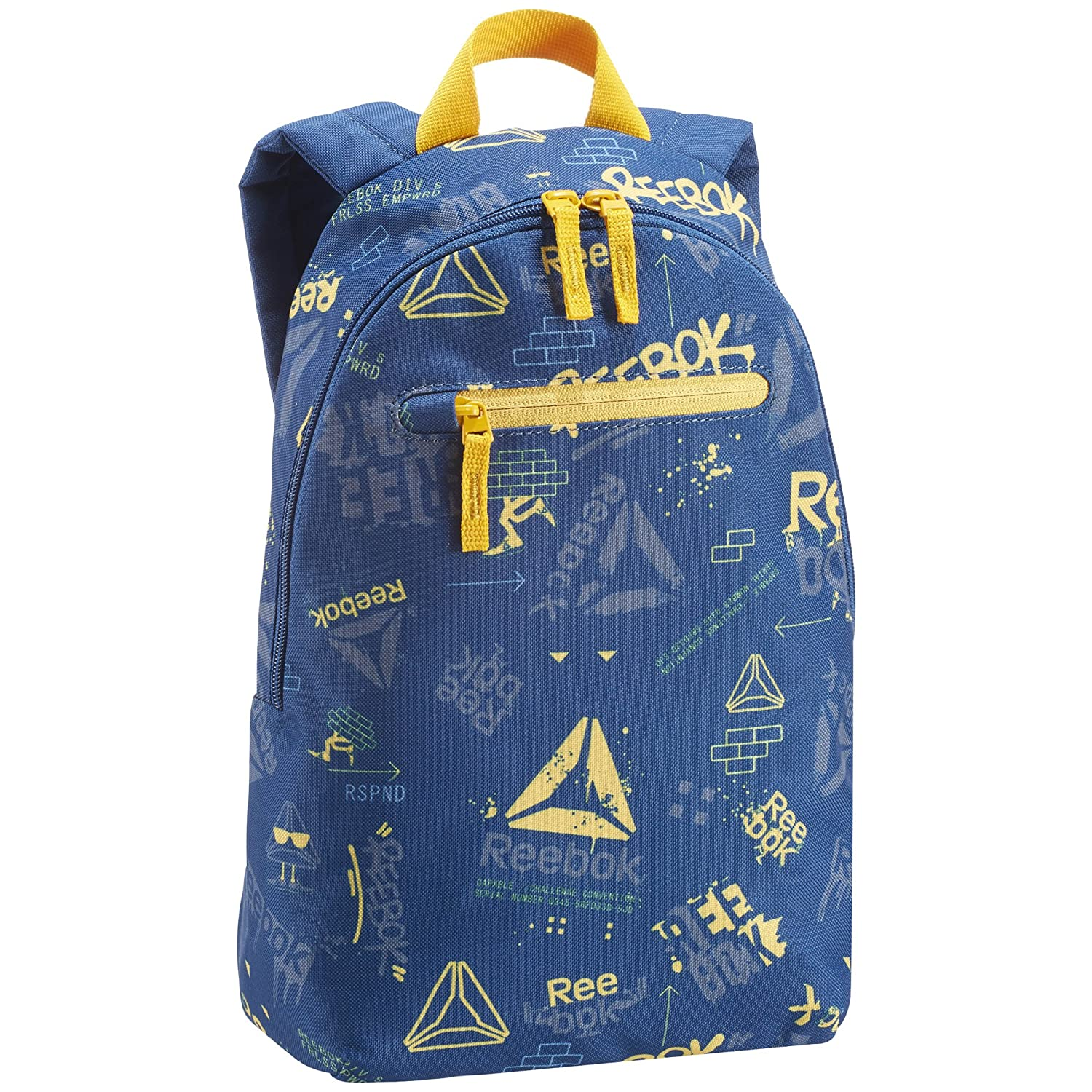 Reebok DA1239 Kids U Small Graph BP Mochila Tipo Casual, 25 cm, 15 litros: Amazon.es: Equipaje
