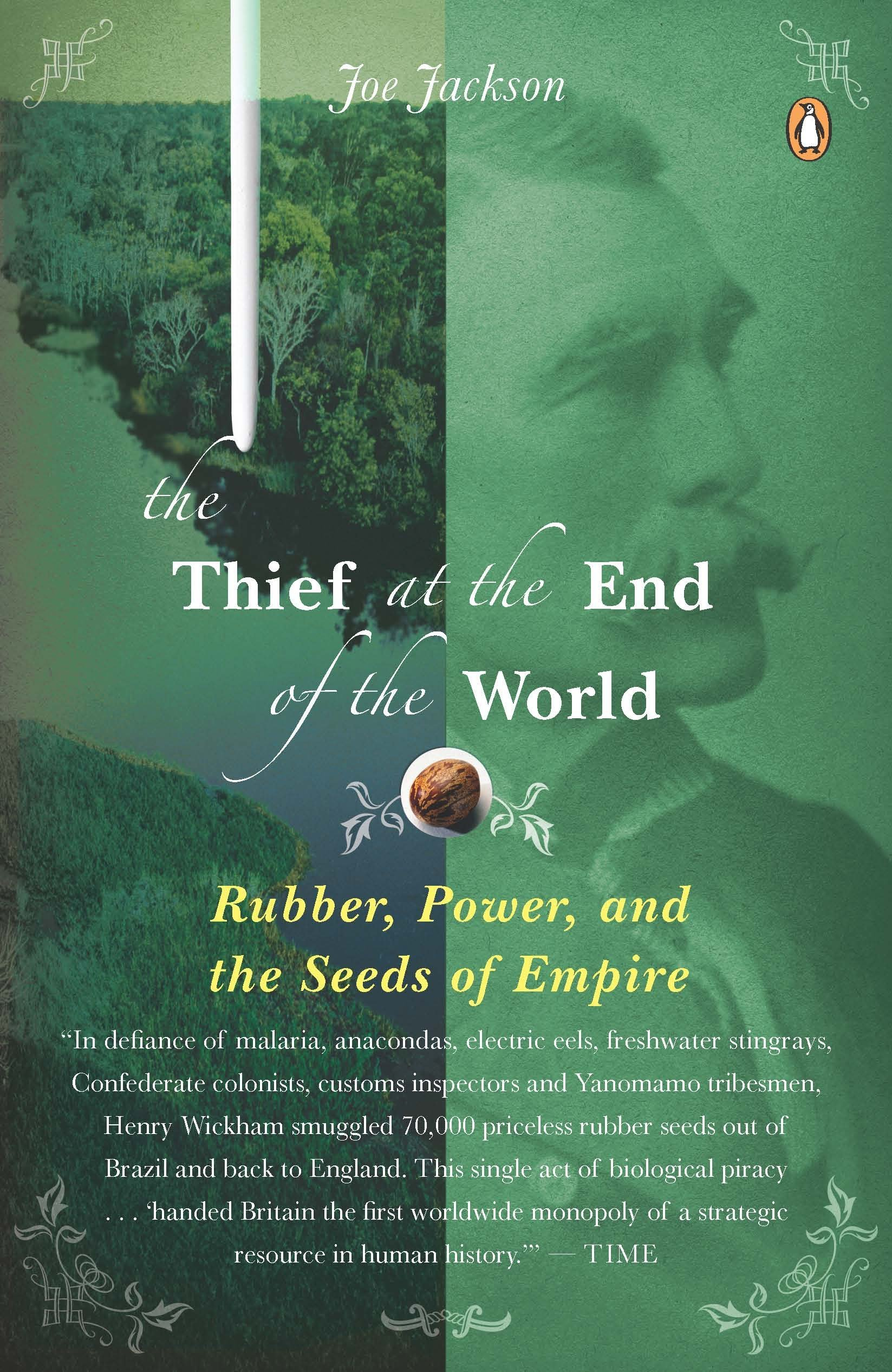 Read Online The Thief at the End of the World: Rubber, Power, and the Seeds of Empire pdf