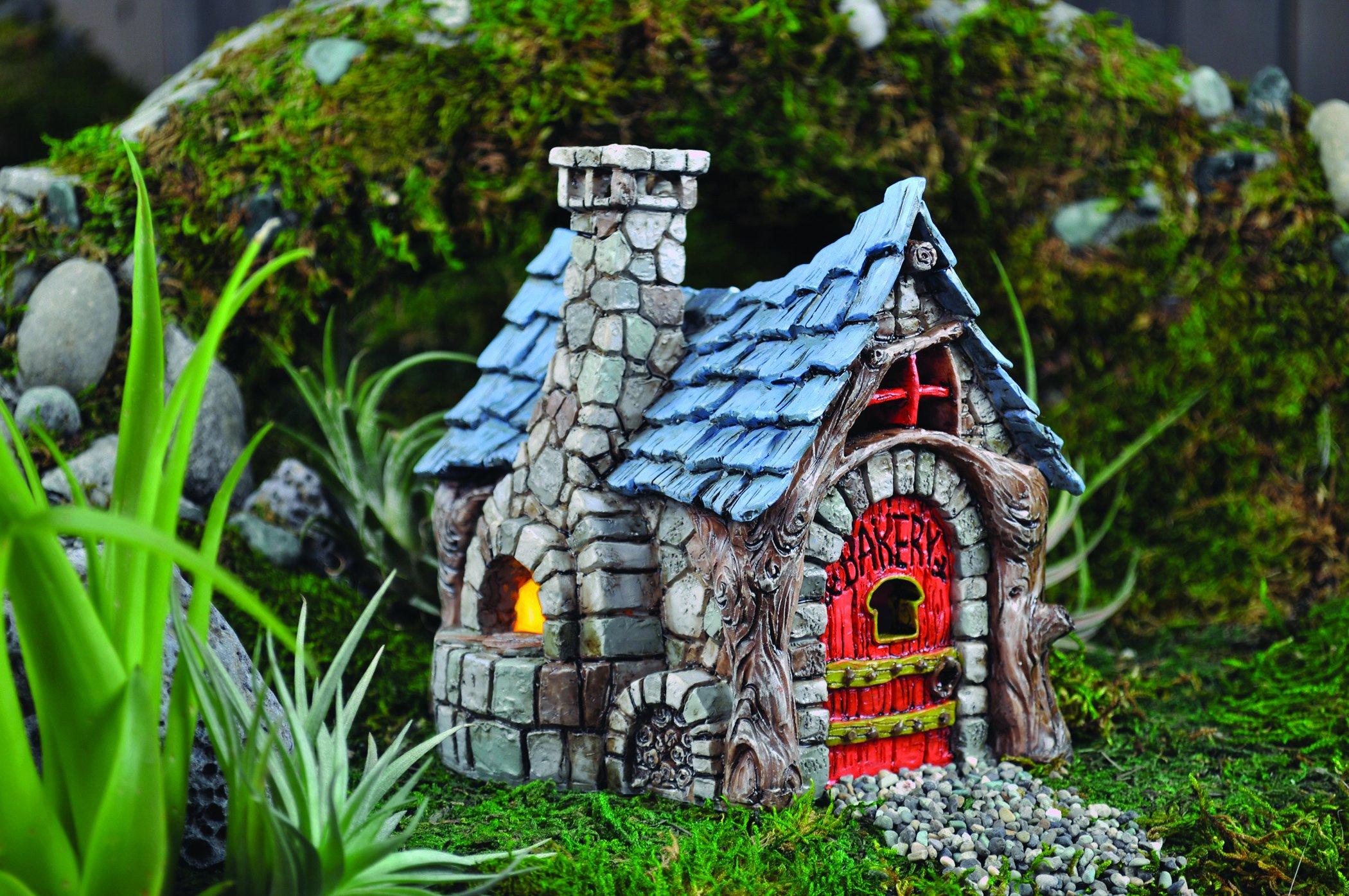 Georgetown Home and Garden Fiddlehead Fairy Bakery