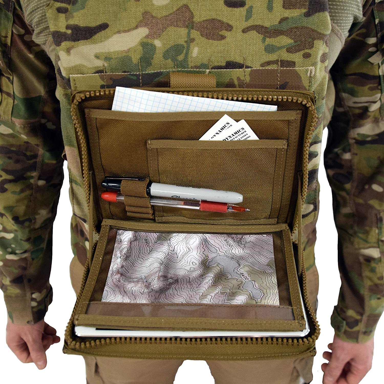Nuevo Militar Outdoors Operaciones Especiales Mapa Funda Soporte Multi Camuflaje