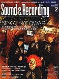 Sound & Recording Magazine (サウンド アンド レコーディング マガジン) 2015年 2月号 [雑誌]