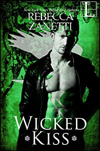 Wicked Kiss (Realm Enforcers Book 4)