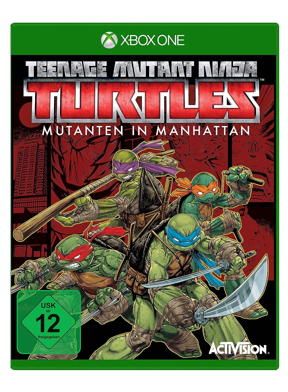 Teenage Mutant Ninja Turtles: Mutanten in Manhattan ...