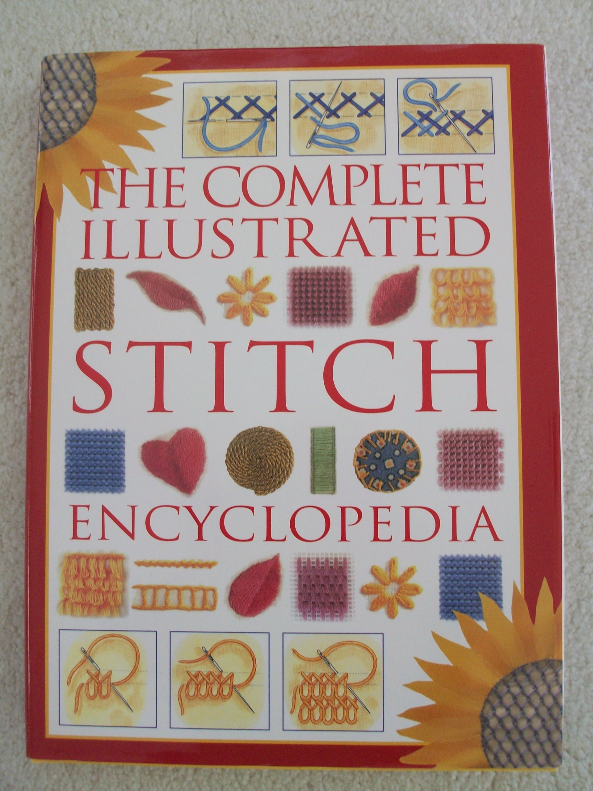 Complete Illustrated Stitch Encyclopedia, Crafter's Choice