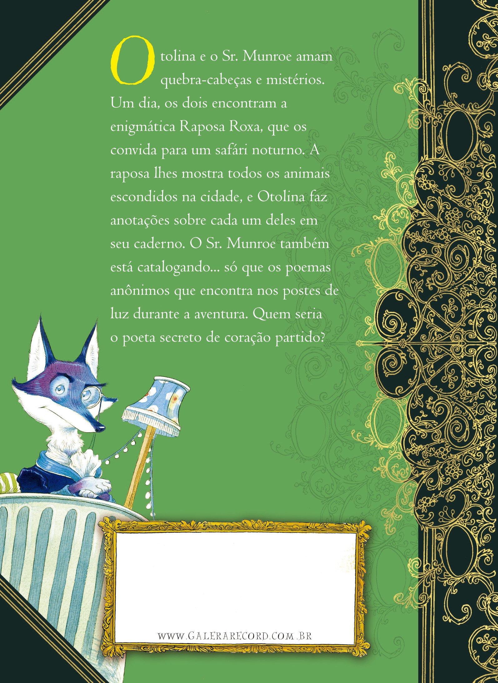 Otolina e a Raposa Roxa (Em Portugues do Brasil): Chris ...
