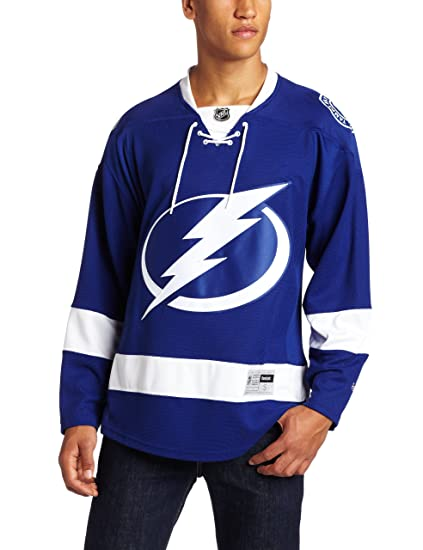 f7ee3f298 NHL Men s Tampa Bay Lightning Reebok Edge Premier Team Jersey -  7185A5Lshpjtbl (Blue