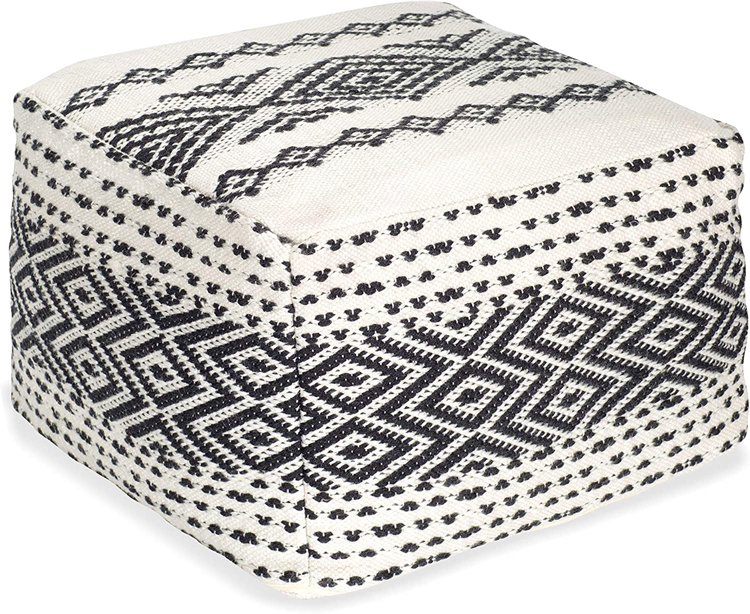 Poly and Bark Casbah Pouf