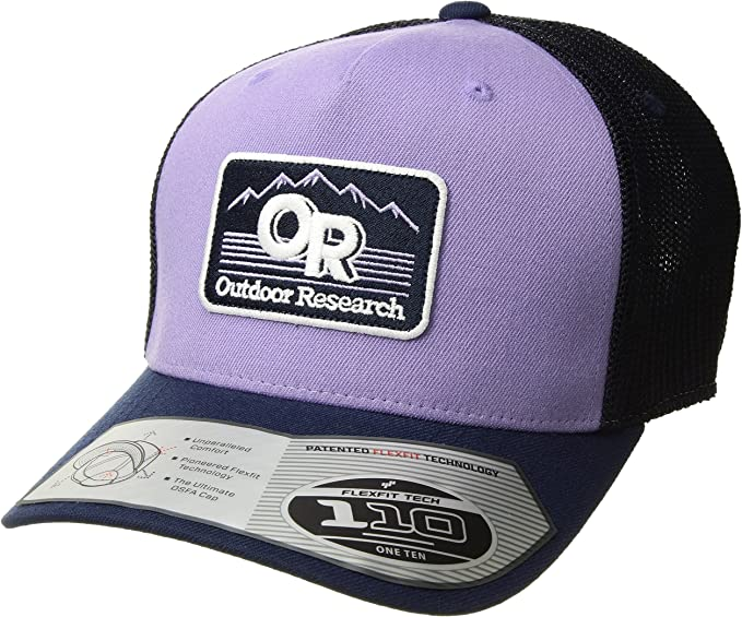One Size Black Outdoor Research Advocate Cap