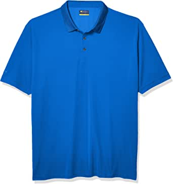 Jack Nicklaus Men's Micro Ottoman Golf Polo Shirt