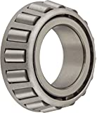 "Timken 07098 Tapered Roller Bearing, Single Cone, Standard Tolerance, Straight Bore, Steel, Inch, 0.9835"" ID, 0.5610"" Width"