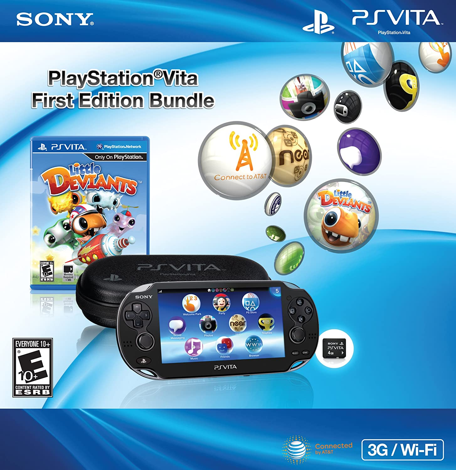 Amazon com: PlayStation Vita First Edition Bundle: Video Games