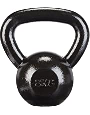 AmazonBasics cast-iron kettlebell, 4-20 kg